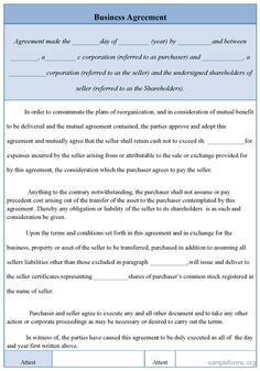 Free Business forms Templates Best Of Business Agreement Business Templates Room Rental Agreement, Contract Agreement, Nanny Contract, Business Planning, Business Tips, Cleaning Business, Customer Satisfaction Survey Template, Contractor Contract, Document Sign