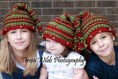 Fun winter hats!