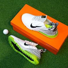 "IN STOCK🔥 Ltd. Edition #NikeGolf #AirMax270G NRG -""Fearless Together""💥. Get them now from #eGolfMegastore⛳️. Limited stock, don't be late⚠️. ____ #nikegolf #FearlessTogether #airmax #nikeairmax #masterscollection #nikeshoes #nikegolfshoes #themasters #golfshopDubai #golfshopAbuDhabi"