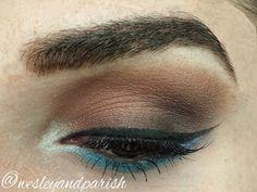 Wesley Hilton Makeup: Makeup: Cool & Warm tones