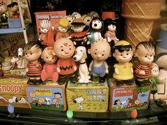 Peanuts family