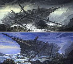 Feng Zhu - Digital Painting