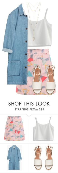 """""""Fellowship"""" by live-laugh-love-btr ❤ liked on Polyvore featuring Chicwish, Zara and House of Harlow 1960"""