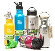 Stainless Steel Water Bottles, Insulated Mugs and Containers for cold or warm soups