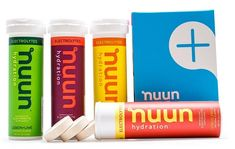 """Promising review: """"I've been using Nuun as a sports drink for many years. It does a great job of keeping electrolyte levels high without sugar or artificial sweeteners like the more commonly available electrolyte drinks. Have tried almost all the flavors and like Tropical the best. Drink this instead of Gatorade or Powerade. Your body will thank you."""" —Lynn M.Get a four-pack from Amazon for $18.05+ (available in 11 flavors)."""