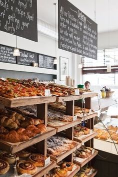 Real patisserie,kemptown traders by oliver perrott, via behance bakery/cafe Kaffee To Go, Bread Display, Pastry Display, Bakery Interior, Interior Design, Bread Shop, Bakery Cafe, Bakery Shops, Bakery Decor
