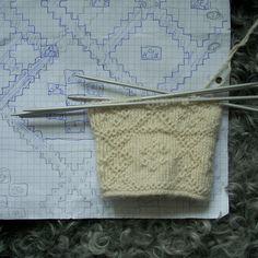 Blogged: asplundknits.blogspot.com/ Knitting Projects, Knitting Patterns, Mittens Pattern, How To Purl Knit, Twine, Beret, Crochet, Knits, Gloves