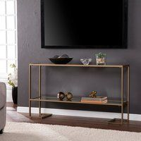 Shop Safavieh Ambler Clear Console Table - On Sale - Free Shipping Today - Overstock - 9542276