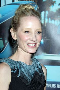 Pretty Anne Heche...  plush...   In 2011, Heche appeared in the independent romantic comedy film Cedar Rapids, which was screened at the Sundance Film Festival.