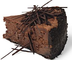 Extreme Chocolate Cheesecake recipe