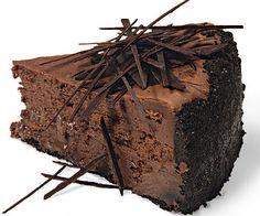 Chocolate Cheesecake w/ 10 oz Semisweet or bittersweet chocolate