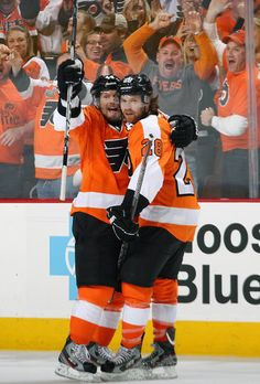 Kimmo and Claude.