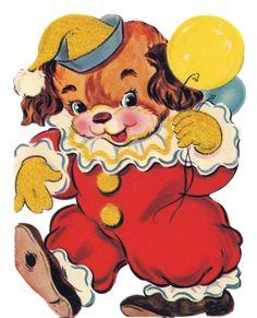 Веселые картинки!: inna_rina — LiveJournal Cute Faces, Funny Faces, Gifs, Clown Mignon, Antique Art, Vintage Antiques, Cute Clown, Send In The Clowns, Gif Animé
