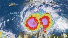 Centro de Huracanes advierte Haiti, Jamaica y Cuba por huracán Matthew, ahora en categoría 4