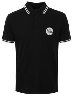 Add a lil bit of rock n' roll to your wardrobe with this awesome polo shirt from the most influential band of all time, The Beatles. Whether you're working a 'Hard Day's Night' or are about to 'Twist and Shout' 'til dawn, this tee is the perfect style statement for anyone with good music taste. Official merch.