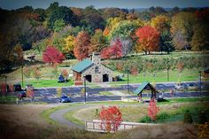 Fall in Geauga County, Ohio