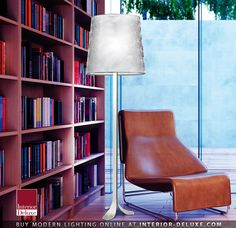 Natur Floor Lamp - El Torrent  Shop Online http://www.interior-deluxe.com/natur-nt422-floor-lamp-p20740.html  ‪#‎ModernLighting‬ ‪#‎InteriorDeluxe‬ ‪#‎ElTorrent