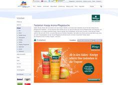 500 Produkttester für Kneipp Aroma-Pflegedusche Sommerlaune und Tropentraum gesucht! Sehnt ihr euchnach Strand, Palmen...