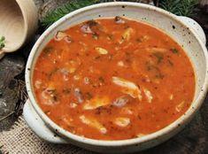Když dojde řeč na ryze české a moravské polévky, dají se rozdělit na dva hlavní tábory. Soup Recipes, Curry, Fresh, Cooking, Ethnic Recipes, Food, Kitchen, Curries, Essen