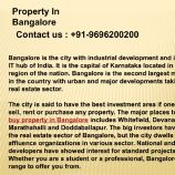 find you property in bangalore for sell,rent and buy.