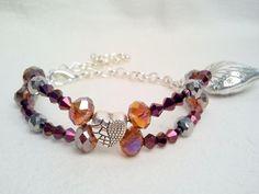 Danielle: Handmade bracelet, part of a jewellery set @Matty Chuah FrouFrou Emporium