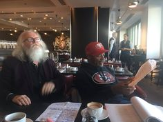 Another amazing photo of Paddy and Spike Lee together surfaced in Paddy's manager's Twitter in October 2016.