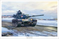 Cold War Warrior by markkarvon on DeviantArt
