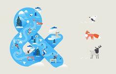 Rambler&Co — illustrations, icons on Behance