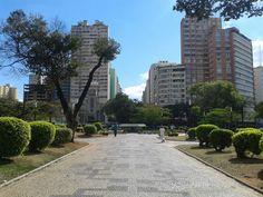 Praça Raul Soares em Belo Horizonte, Minas Gerais - Brasil.