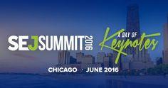 SEJ Summit 2016 Chicago. Conference For SEOs by SEOs SEJ