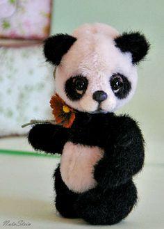 Panda Sprog by NataStein