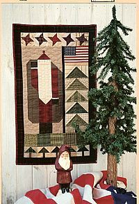 Country Threads :: Christmas Quilt Patterns