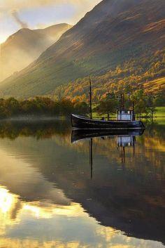 West highlands, Scotland