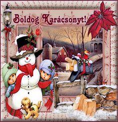 Boldog Karácsonyt - A..gi