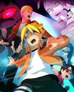 Boruto - Naruto la nueva Generación - película