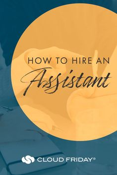 Are you overwhelmed with work, but not sure if you're ready to hire an assistant? We're talking about how to know if you're ready to hire an assistant, possible assistant duties, and how to work with your assistant to help you regain a healthy work life balance. Whether you're hiring your first employee or your tenth, this article will help you get on the right track to get more done in less time and grow your business!  #smallbusinessowner #smallbusinesstips #hireemployees #assistant