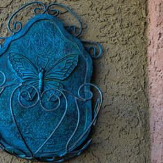 How to Hang Something From an Outside Stucco Wall