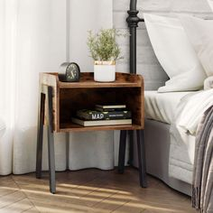 Elegant Home Decor Tips to Make Any Home Look Classy with Bedroom End Tables, Bedroom Night Stands, Bedroom Sets, Bedroom Decor, Small Nightstand, Wood Nightstand, Unique Nightstands, Modern Bedroom Furniture, Living Room Furniture