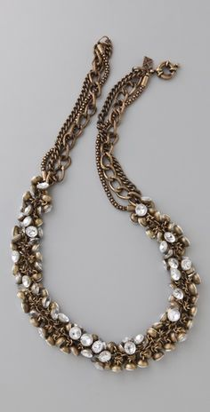 juliet and company decembre necklace.