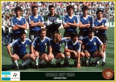Fan pictures - 1990 FIFA World Cup Italy. Argentina Team, Argentina National Team, Fan Picture, Semi Final, Fifa World Cup, Leo, Soccer Teams, Football, Italy