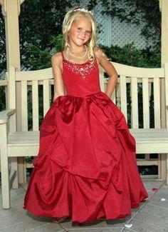 Sweetie Pie 273 Flower Girl Dress