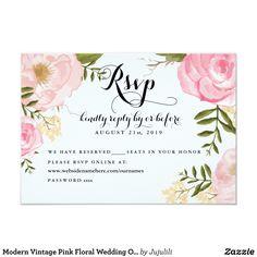 Response Card Wording Examples for Online RSVPs | Wedding website ...