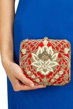 Red pasque clutch BY LOVE TO BAG. Shop now at: http://www.perniaspopupshop.com/ #perniaspopupshop #accessories #designer #clutch #lovetobag #labellove #fashion #chic #trendy #embellishments #gorgeous #attractive #happyshopping #style #labellove