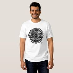 Strong Octa Glyph T-shirt features a glyphic design that echoes the ancient and mystic runes of past civilizations. This unique glyph has been constructed from the single word (Strong) using modern typography in an octagonal configuration. 25% OFF Everything - USE CODE: MEMORIALSALE at checkout to get offer. Good until 5/30/16 11:59PM PT. Over 2600 products at my Zazzle online store. Open 24/7 World wide! http://www.zazzle.com/greg_lloyd_arts*