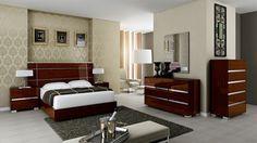 Dream Walnut Bed - $779.00