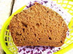 Grain Free Cinnamon Raisin Bread (Yeast/Egg/Soy/Gluten/Refined Sugar Free)