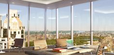 425 park ave office views