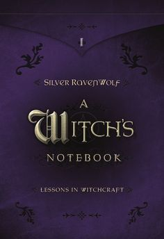 What if you could peek inside the journal of a skilled and powerful Wiccan and read all about her exciting forays into the Craft? What if that Witch was the ever-popular Silver RavenWolf?  Silver's own pearls of wisdom gained along the bumpy road to spiritual enlightenment can be found in A Witch's Notebook. This hands-on guide is designed to work from moon to moon-leading students through five months of spiritual advancement. In discussing cleansing, sacred symbols, renewed spirituality…