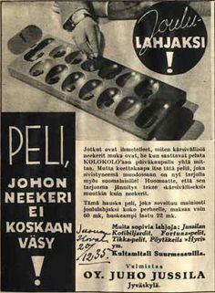Zulublogi: Neekeri-aiheisia mainoksia