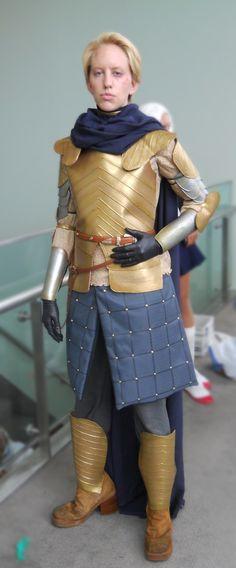 Brienne of Tarth cosplay - lady-lucrezia.tumblr.com